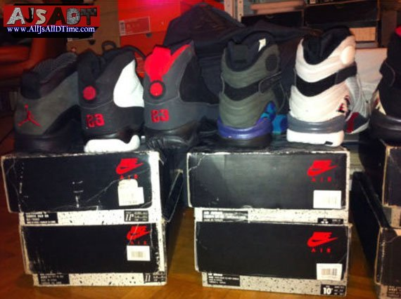 2eb3ebebc9ca All Js All D Time » 21 Pairs of OG Air Jordans   Auction on eBay