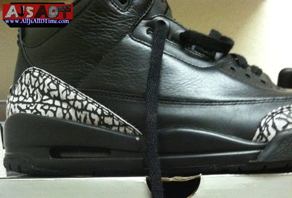 innovative design dc8c7 9a8a4 All Js All D Time » Air Jordan III – AJ 3 – Black/Cement ...