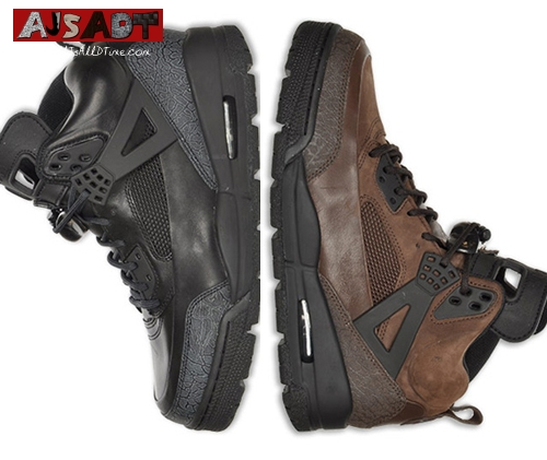 0eeef54215a4 All Js All D Time » Air Jordan Spizike Winterized Boot – Black ...