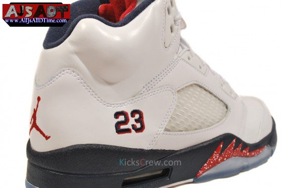 super popular 54a0c c13dd air-jordan-v-retro-white-midnight-navy-varsity-