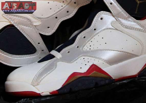 reputable site ede5d 29467 All Js All D Time » Air Jordan VII Olympic – AJ 7 – OG ...