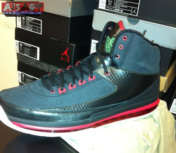 bf9f4b1405c1 All Js All D Time » Collector  Quentin Richardson s Air Jordans