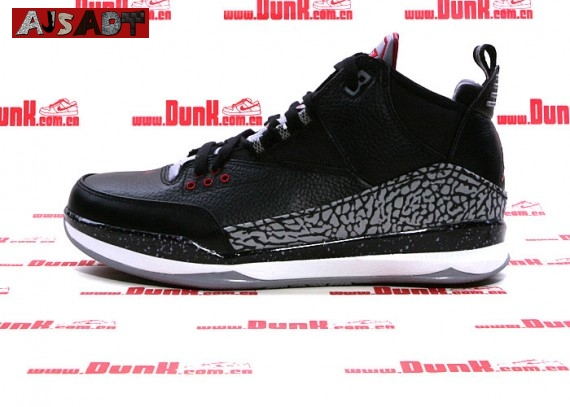 new product ad914 c4dff jordan-cp3-tribute-blk-cement-grey-var-red-
