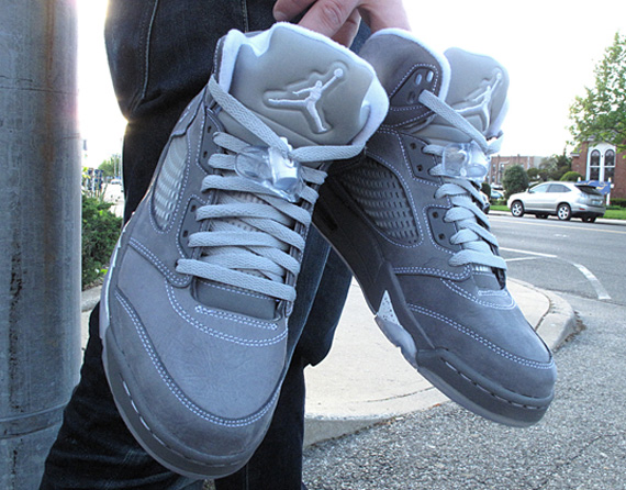 buy popular 4b0cf 12eda All Js All D Time » Wolf Grey